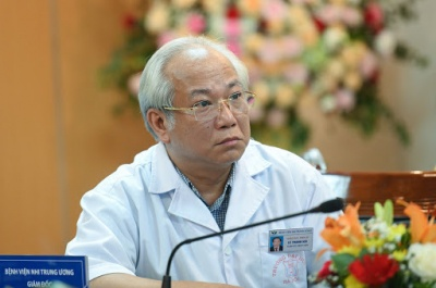 giám đốc bệnh viện nhi trung ương đột tử tại bệnh viện